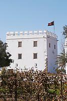 the tower herdade do esporao alentejo portugal