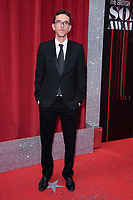 Mark Charnock<br /> arriving for the British Soap Awards 2018 at the Hackney Empire, London<br /> <br /> ©Ash Knotek  D3405  02/06/2018