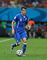 Matteo Darmian of Italy