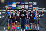 Womens Elite Team Time Trial 2018