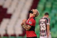 Rio de Janeiro (RJ), 15/05/2021 - FLUMINENSE-FLAMENGO - Gabriel Barbosa. Partida entre Fluminense e Flamengo, válida pela final do Campeonato Carioca 2021, realizada no Estádio Jornalista Mário Filho (Maracanã), neste sábado (15).