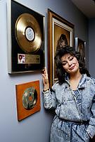 Exclusive file photo - circa 1987<br /> <br /> Chantale Pary