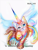 Marie, REALISTIC ANIMALS, REALISTISCHE TIERE, ANIMALES REALISTICOS, paintings+++++,USJO142,#A# ,Joan Marie cat angel