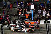 NASCAR Camping World Truck Series<br /> NextEra Energy Resources 250<br /> Daytona International Speedway, Daytona Beach, FL USA<br /> Friday 16 February 2018<br /> Spencer Davis, Kyle Busch Motorsports, JBL/SiriusXM Toyota Tundra makes a pit stop, Sunoco <br /> World Copyright: Logan Whitton<br /> LAT Images