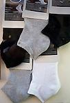 Socks, Calzadonia Clothing Store, Rome, Italy
