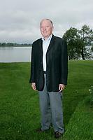 June 2008 File Photo - <br /> Bernard Landry , <br /> former Premier of Quebec,