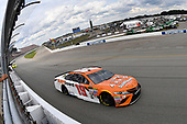 Monster Energy NASCAR Cup Series<br /> Pure Michigan 400<br /> Michigan International Speedway, Brooklyn, MI USA<br /> Sunday 13 August 2017<br /> Daniel Suarez, Joe Gibbs Racing, ARRIS Surfboard / McAfee Toyota Camry<br /> World Copyright: Logan Whitton<br /> LAT Images