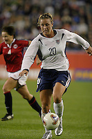 Abby Wambach, USA vs. Norway, in Boston, Ma, 2003 WWC.