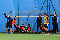 Pictured: during the Welsh Schools FA Cup match between CAVC and Whitchurch at the Cardiff Athletics Stadium, Cardiff, Wales, UK <br /> Monday 11 March 2019