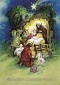 Interlitho-, HOLY FAMILIES, HEILIGE FAMILIE, SAGRADA FAMÍLIA, paintings+++++,holy family,shepherds,KL2341/3,#xr#