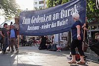 2014/09/05 Berlin | Mahnwache für Burak B.