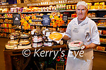 Baker, Ger Collins of Garveys Supervalu Tralee is known locally for his fantastic breads, cakes and pies