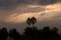 Storm Circling, Sydney, Australia