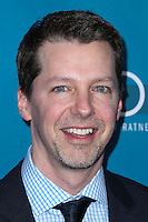"""WESTWOOD, LOS ANGELES, CA, USA - MARCH 22: Sean Hayes at the Geffen Playhouse's Annual """"Backstage At The Geffen"""" Gala held at Geffen Playhouse on March 22, 2014 in Westwood, Los Angeles, California, United States. (Photo by Xavier Collin/Celebrity Monitor)"""