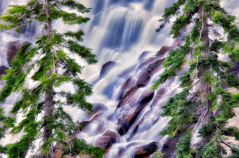 Eagle Falls. California