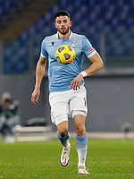 Lazio s Wesley Hoedt in action during the Serie A soccer match between Lazio and Hellas Verona at Rome's Olympic Stadium, December 12, 2020.<br /> UPDATE IMAGES PRESS/Riccardo De Luca