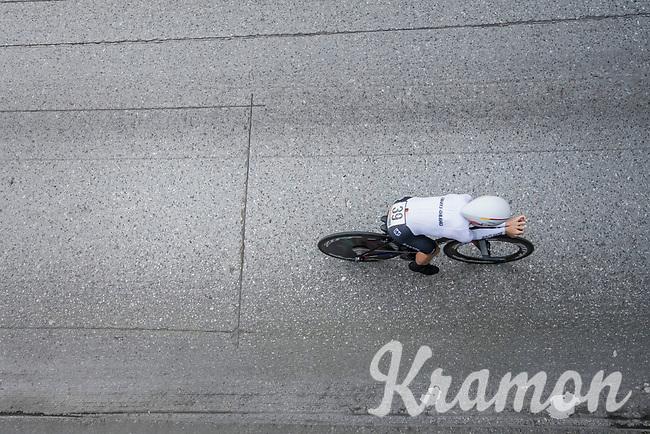 Trixi Worrack (DEU)<br /> <br /> Women Elite Individual Time Trial<br /> <br /> UCI 2017 Road World Championships - Bergen/Norway