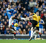 Harry Forrester and Mark Docherty