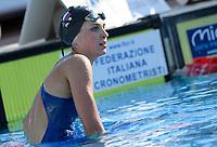 50m Butterfly Women<br /> Final<br /> KLEPIKOVA Daria RUS Russia<br /> LEN European Junior Swimming Championships 2021<br /> Rome 21710<br /> Stadio Del Nuoto Foro Italico <br /> Photo Andrea Masini / Deepbluemedia / Insidefoto