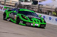 #02 (GT2) Extreme Speed Motorsports Ferrari 430 GT, Ed Brown, Guy Cosmo & Joao Barbosa