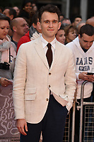 """Harry Melling<br /> arriving for the London Film Festival screening of """"The Ballad of Buster Scruggs"""" at the Cineworld Leicester Square, London<br /> <br /> ©Ash Knotek  D3438  12/10/2018"""