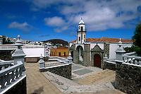 Spanien, Kanarische Inseln, El Hierro, Valverde, Iglesia de la Concepcion