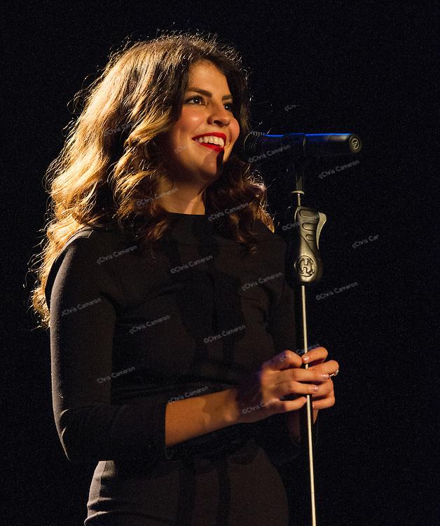 Nikki Yanofski plays the Vogue Theatre, June @9, 2013 in the TD Vancouver International Jazz Festival