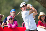 Wade Ormsby of Australiaå tees off during the 58th UBS Hong Kong Golf Open as part of the European Tour on 11 December 2016, at the Hong Kong Golf Club, Fanling, Hong Kong, China. Photo by Marcio Rodrigo Machado / Power Sport Images