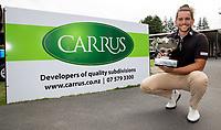 Jennian Homes Charles Tour Carrus Tauranga Open, Tauranga Golf Course, Tauranga, New Zealand, Sunday October 11 2020. Photo: Jamie Troughton/www.bwmedia.co.nz via Dscribe Media