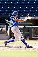 Clint Robinson - Kansas City Royals 2009 Instructional League. .Photo by:  Bill Mitchell/Four Seam Images..