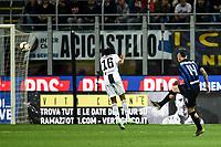 Radja Nainggolan of Internazionale scores goal of 1-0 <br /> Milano 27-04-2019 Stadio Giuseppe Meazza <br /> Football Serie A 2018/2019 FC Internazionale - Juventus FC <br /> photo Image Sport / Insidefoto