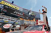 2017 NASCAR Xfinity Series<br /> My Bariatric Solutions 300<br /> Texas Motor Speedway, Fort Worth, TX USA<br /> Saturday 8 April 2017<br /> Erik Jones, Game Stop/ GAEMS Toyota Camry <br /> World Copyright: Matthew T. Thacker/LAT Images<br /> ref: Digital Image 17TEX1mt1332