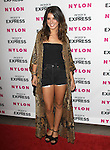 Shenae Grimes at the NYLON + EXPRESS AUGUST DENIM ISSUE PARTY held at The London in West Hollywood, California on August 10,2010                                                                               © 2010 Debbie VanStory / Hollywood Press Agency