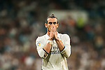 Gareth Bale of Real Madrid reacts during their La Liga match at the Santiago Bernabeu Stadium between Real Madrid and RC Celta de Vigo on 27 August 2016 in Madrid, Spain. Photo by Diego Gonzalez Souto / Power Sport Images