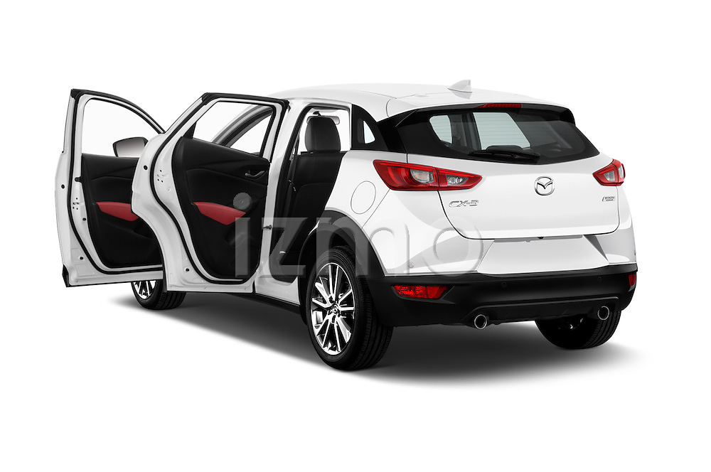 Car images of 2017 Mazda CX-3 Grand-Touring 5 Door SUV Doors