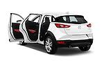 Car images of 2017 Mazda CX-3 Grand-Touring 5 Door SUV Doors