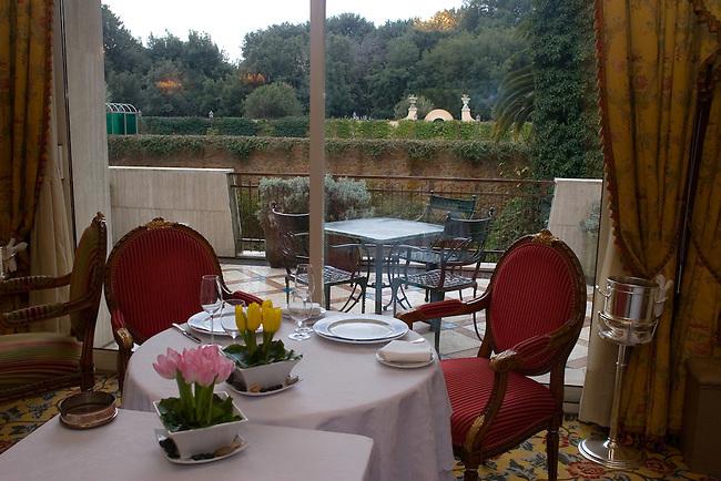 Pauline Restaurant, Rome, Italy