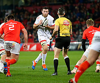 9th November 2019 | Munster vs Ulster<br /> <br /> Alan O'Connor during the Round 6 PRO14 League clash between Munster Rugby and Ulster Rugby at Thomond Park, Limerick, Ireland. Photo by John Dickson / DICKSONDIGITAL