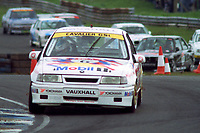 1992 British Touring Car Championship #6 Jeff Allam (GBR). Vauxhall Sport. Vauxhall Cavalier GSi.