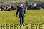 Kieran McCarthy manager of the Saint Mary's side.