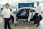 Aherns Opel Sales Team, l to r:  Pat Ahern, Seamus Murphy and Barry Ryan