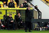 2nd January 2021; Carrow Road, Norwich, Norfolk, England, English Football League Championship Football, Norwich versus Barnsley; Norwich City Manager Daniel Farke