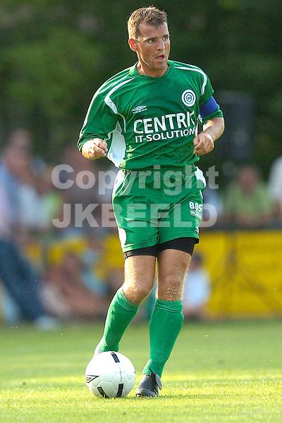 groningen - veendam 0-1 voorbereiding seizoen 2006-2007 26-07-2006 paul matthijs