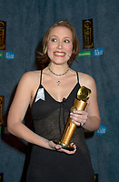 February 23, 2003, Montreal, Quebec, Canada - Isabelle Blais<br />  Jutra award (hommage),February 23, 2003 in Montreal, Quebec, Canada<br /> <br /> NOTE : <br />  Nikon D-1 jpeg opened with Qimage icc profile, saved in Adobe 1998 RGB<br /> .Uncompressed  Uncropped  Original  size  file availble on request.