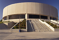 AJ3820, university, college, Reno, Nevada, L.E.C., Lawlor Events Center at the University of Nevada in Reno in the state of Nevada.