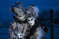 Venice Carnival Mask<br /> Italy