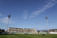 Blue skies over the ground ahead of Somerset CCC vs Essex CCC, Specsavers County Championship Division 1 Cricket at The Cooper Associates County Ground on 26th September 2019