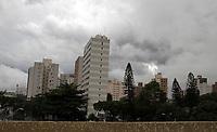 CAMPINAS, SP 22.02.2019-CLIMA-Nuvens carregadas na cidade de Campinas, SP nesta sexta-feira (22). (Foto: Denny Cesare/Codigo19)