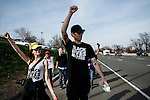 Protest march against police brutality headed to Washington