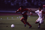 United Arab Emirates vs South Korea during their AFC Asian Cup 1996 Group A match at Sheikh Zayed Stadium on 04 December 1996, in Abu Dhabi, United Arab Emirates. Photo by Stringer / World Sport Group